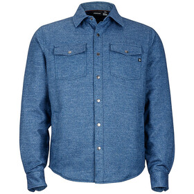 Marmot M's Arches Insulated LS Shirt Denim